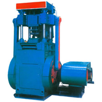 供应YZ260-3盲孔砖机生产设备