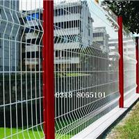 天津小区三角折弯网围墙 车间网围墙 专 业