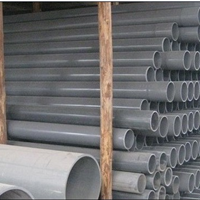 天津DE315灰色UPVC农林灌溉管原厂低价直销