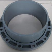 合肥DE500灰色UPVC分体法兰原厂低价直销