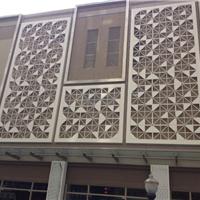 外墙店面造型铝板