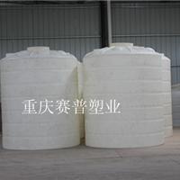 供应5吨重庆水处理塑料储罐 四川屋顶储水罐