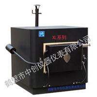 供应塑料灰分测定仪 箱式高温炉 中创牌