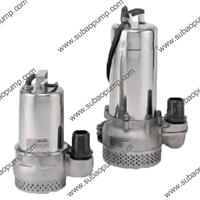 供应塑宝牌BA-2301不锈钢潜水泵 污水泵