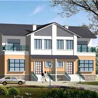 供应钢结构别墅、活动板房