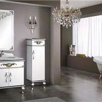 供应304高档豪华新款式不锈钢浴室柜厂家直销