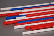 供应优质PVC-U冷弯阻燃电工套管