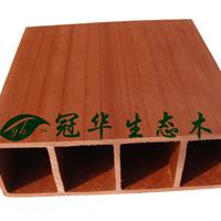 供应150*50方木方通隔断生态木