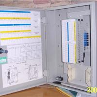 供应48芯光纤配线箱 36芯光纤分线箱