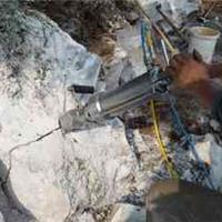 供应碎石厂青石开采机械