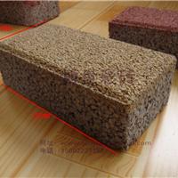 要普及透水砖应作综合方面的考虑