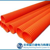 MPP单壁波纹管/MPP电力波纹管厂家