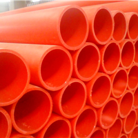 mpp单壁波纹管厂家 优质mpp单壁波纹管