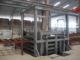 石英石固化炉