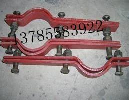 供应三孔管夹厂家报价 立管管夹