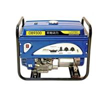 供应发电设备 高效进口汽油发电机