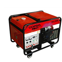 供应应急工程发电机 手推10KW三相发电机