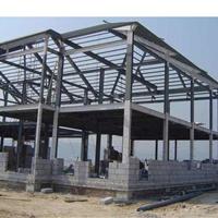 永康钢结构厂房报价,永康钢结构标准房承建