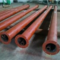 供应内旁通紊流密相气力输送管 紊流双套管
