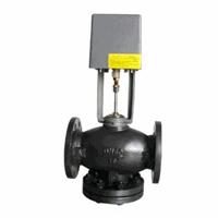供应进口水用型电动两通调节阀