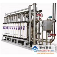 供应各种不同水质条件及分离功能的超滤设备