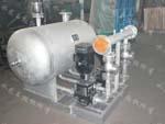 无负压直联供水设备供应