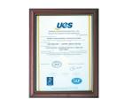 ISO9001证书(英文)