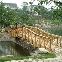 合肥佳程较专业的防腐木安装防腐木景观施工