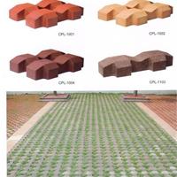 厂家直销广场砖草坪砖植草砖井字砖陶土砖