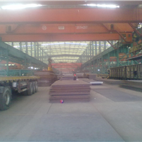 供应Q460钢板Q460C高强度板