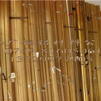 供应铅黄铜密度_c36000黄铜棒_进口黄铜厂家