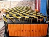 供应LL-98新型施工防护栏 移动铁马围栏
