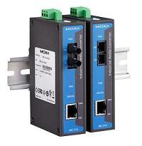 台湾Moxa正品IMC-21光电转换器价格及报价