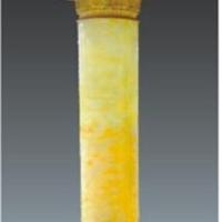 透光石罗马柱 仿云石罗马柱 天然云石罗马柱