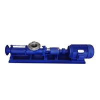 螺杆泵G50-1外形安装尺寸图 G50-1现货供应