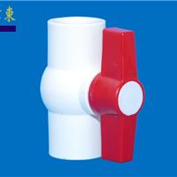 厂家直销PVC-U塑料管件、球阀