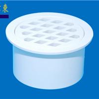 【优质低价】供应塑料管件、 圆型简易地漏