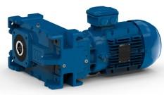 供应奥地利WATT减速机平行轴斜齿轮减速电机