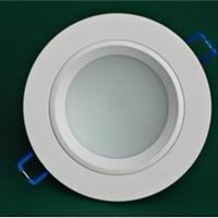 12W5寸LED嵌入式筒灯促销