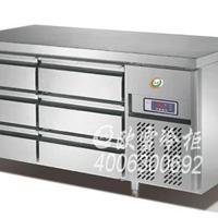 供应福州卧式抽屉冰柜价格