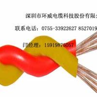 供应环威电缆,双绞线,RVS 2*1