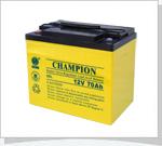 冠军蓄电池NP100-12现货销售价格