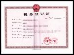 地税登记证正本