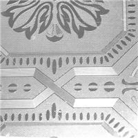 橱柜台面装饰自由梦幻不锈钢天花板 环保板
