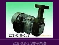 供应ZCB0.8.1.2.1.5.2.5转子式油泵电机装置