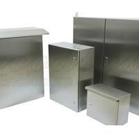 不锈钢机箱机柜,钣金加工,挂壁式控制箱