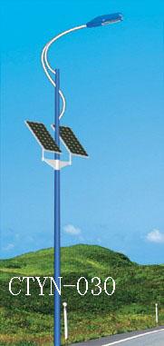 乌鲁木齐太阳能路灯