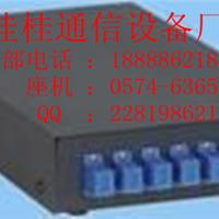 供应SC8口机架式光纤终端盒 抽拉式分纤盒