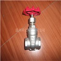 供应3/4寸 CF8 Z15W-16P