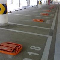供应重庆小区地下车库划线/工厂停车场划线